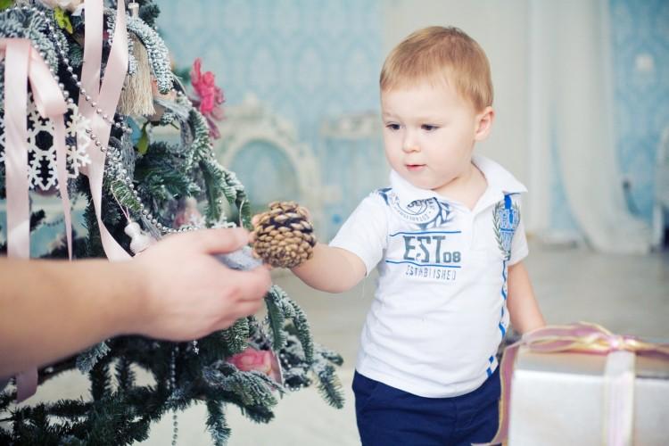 Фотограф Лукина Яна - Дети и семья - Семейно-новогодняя фотосессия